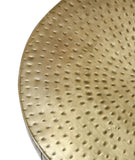 Bodi Side Table / Brass