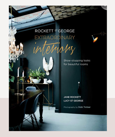 Rockett St George: Extraordinary Interiors / Interior Book