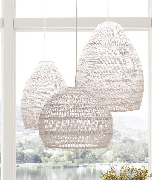Firth Lamp Shade / White Wash