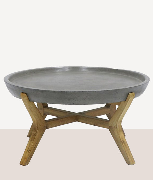 Franco Concrete Coffee Table