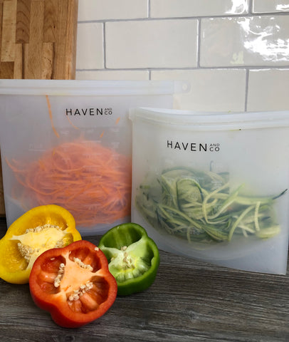 Food Storage Bag / Haven & Co