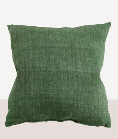 Indira Cushion w/Feather Inner / Spruce