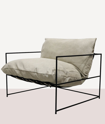 Lauro Club Chair / Desert
