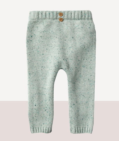 Knitted Legging / Fern / Wilson & Frenchy