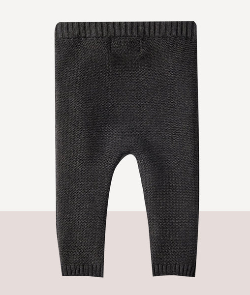Knitted Legging / Storm Grey
