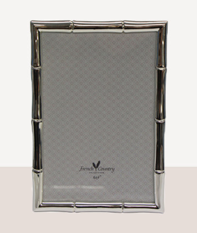 Silver Plated Lina Photo Frame