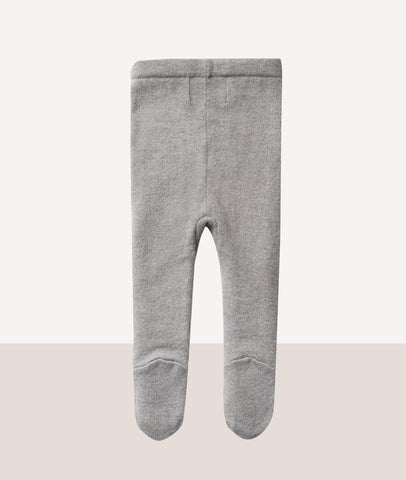 Luxe Wool Knitted Legging  / Wilson & Frenchy