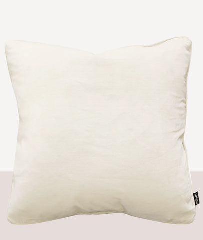 Montpellier Cushion W/Feather Inner / Champagne