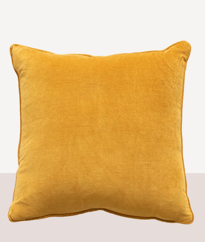 Montpellier Cushion w/Feather Inner / Ochre