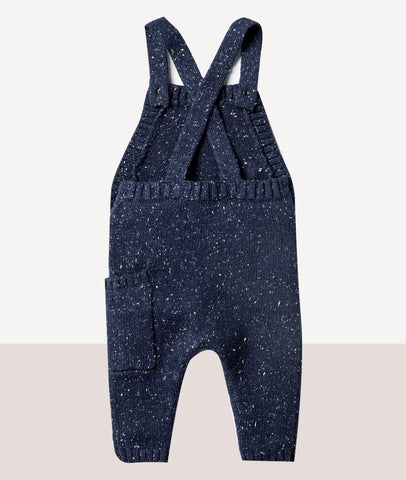 Knitted Overall / Twilight Blue / Wilson & Frenchy