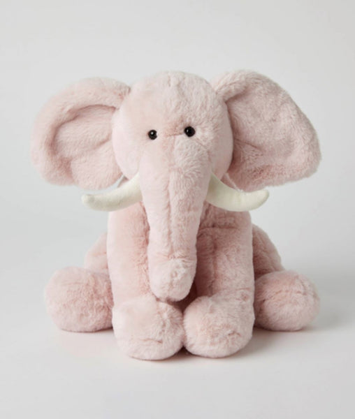 Plush Ellie Elephant / Pink