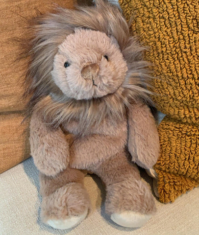 Floppy Plush Lion