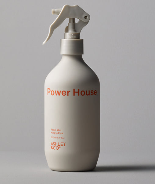 Power House Room Mist / Ashley & Co