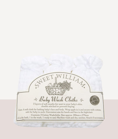 Wash Cloths / Sweet William