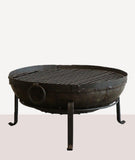Sahar Fire Bowl Set / 80cm