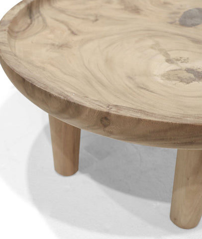 Seda Safari Coffee Table / Natural