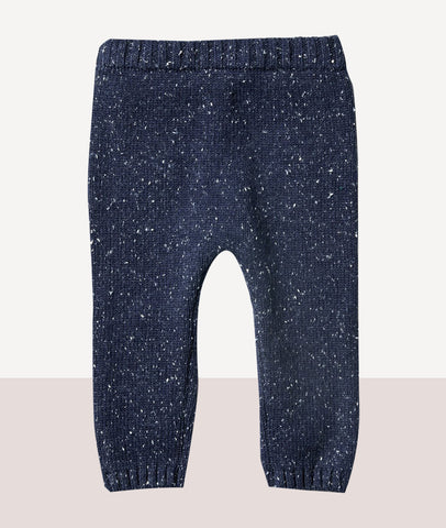 Knitted Legging / Twilight Blue / Wilson & Frenchy