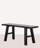 Vinyas Bench Seat / Black