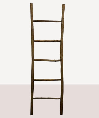 Chunky Wood Ladder / Natural