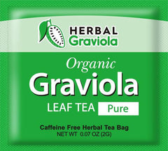 Herbal Graviola Leaf Tea