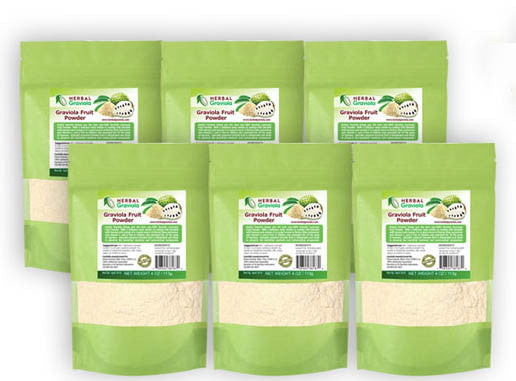 Herbal Graviola soursop guanabana Fruit Powder in Bulk