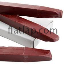 Dopping Wax Red 110g stick - flatlap.com.au