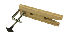"Bench Pin & Clamp 8""/200mm - flatlap.com.au"