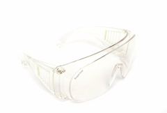 Overspec Safety Glasses - flatlap.com.au
