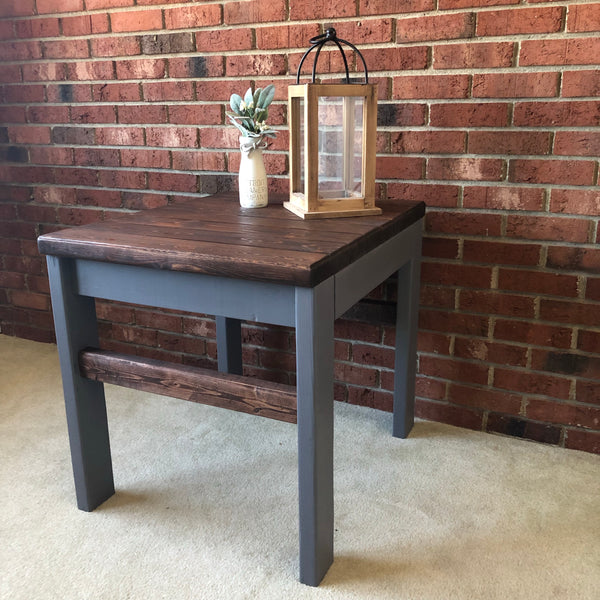 The super fly end table