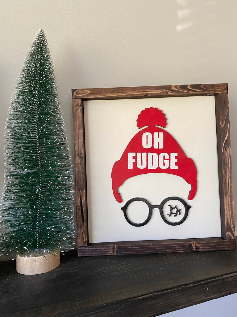 Christmas Story - Oh fudge