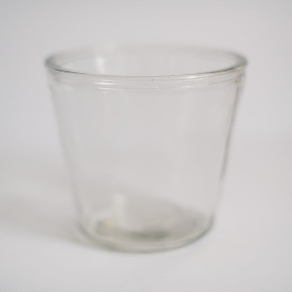 "4-1/2""H Glass Votive Holder"