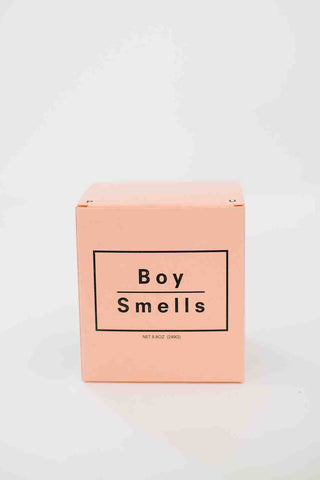 Prunus Boy Smells Candle