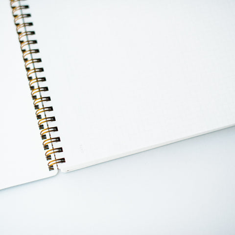 Dove Gray Notebook