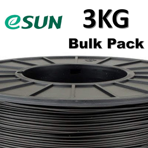 ESUN Filament 1.75mm / Black eSUN PLA+ 3D Filament 1.75mm & 2.85mm 3kg Bulk Pack