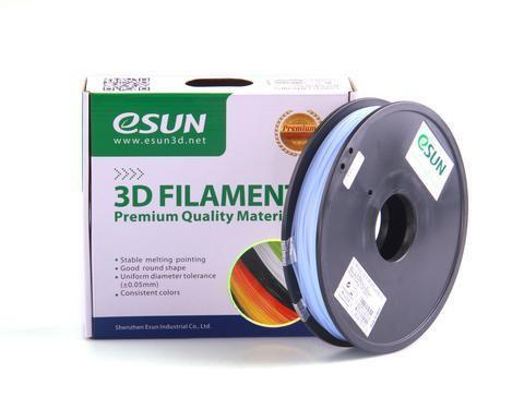 ESUN Filament 1.75mm / Blue eSUN Colour-Changing 3D Printer Filament By Temperature 1.75mm & 3mm 0.5kg