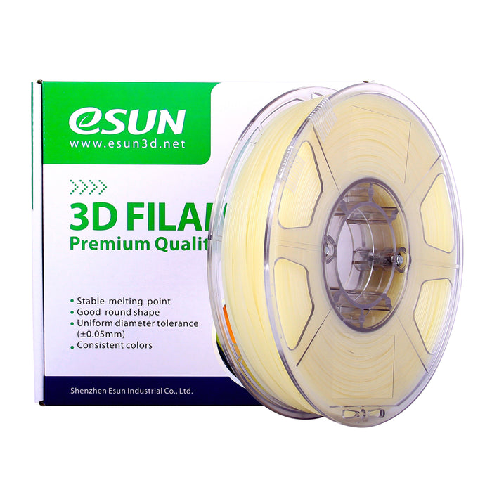 ESUN Filament eSUN eSmooth Polishable & Castable 3D Filament 1.75mm 0.5kg