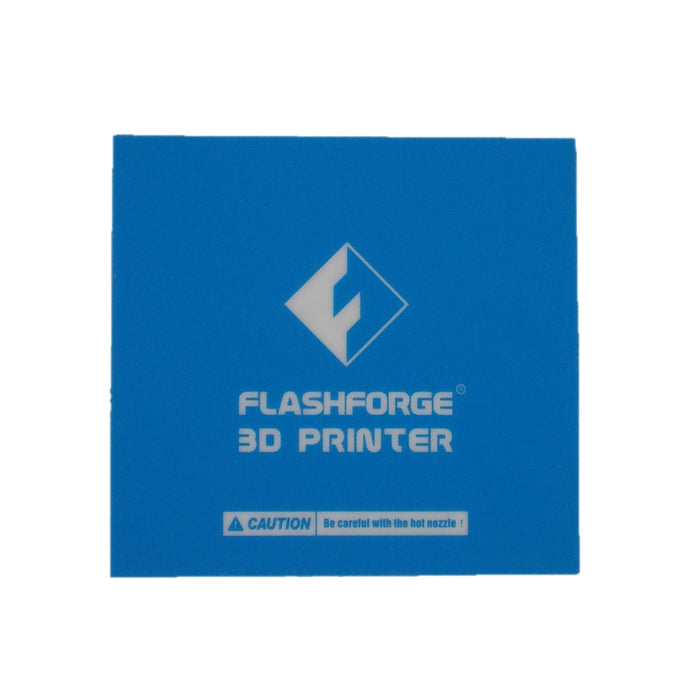 Flashforge 3D Printer & Accessories Build Surface Bed Tape for Flashforge Inventor II
