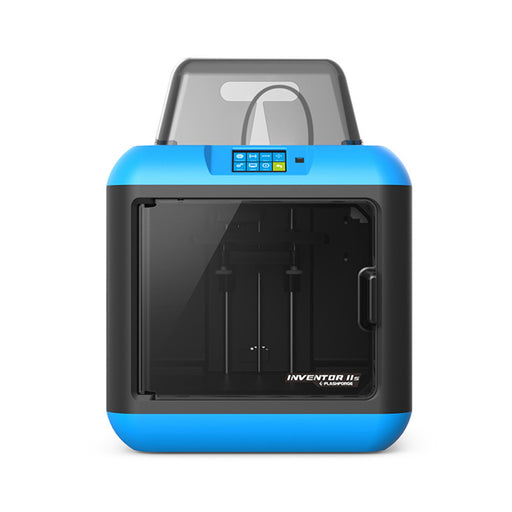 Flashforge 3D Printer & Accessories Flashforge Inventor 2s 3D Printer with 10 Free PLA Filaments