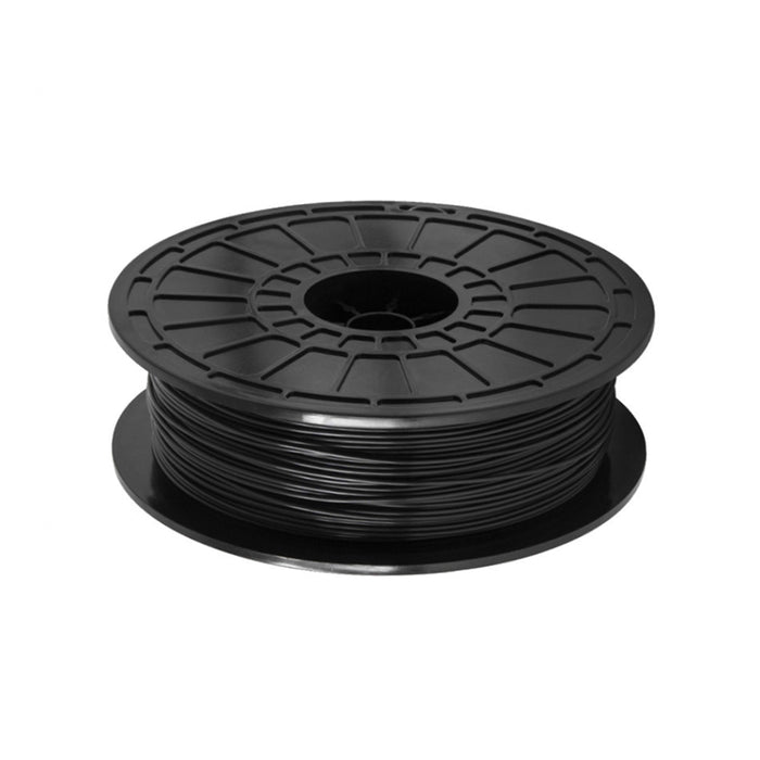 Flashforge Filament Black Flashforge ABS 3D Printing Filament 600g 1.75mm