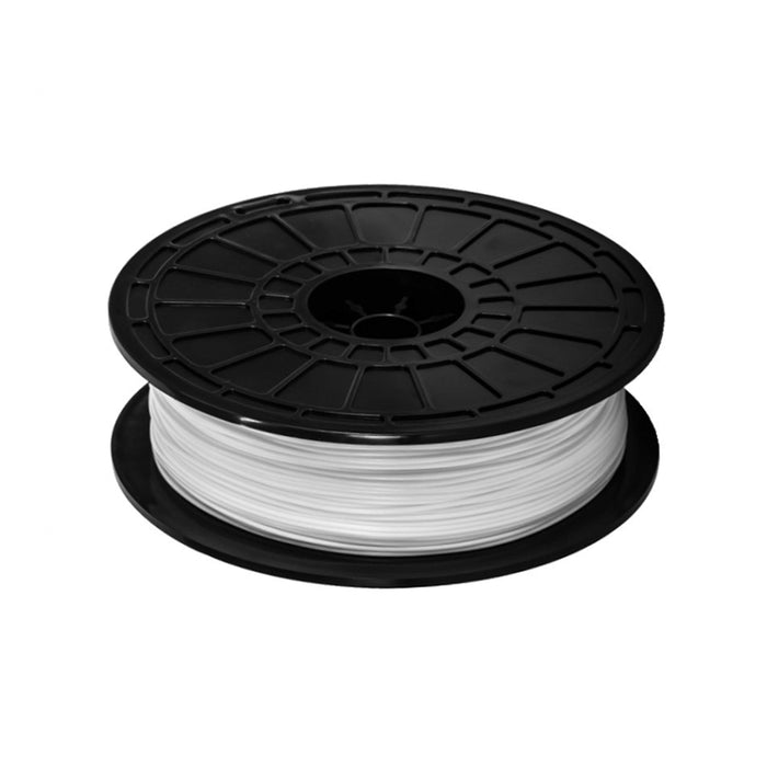 Flashforge Filament White Flashforge ABS 3D Printing Filament 600g 1.75mm