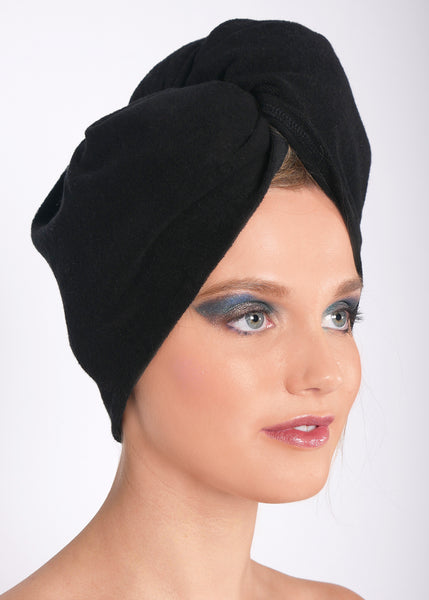 Beautiful Black HeadWrap