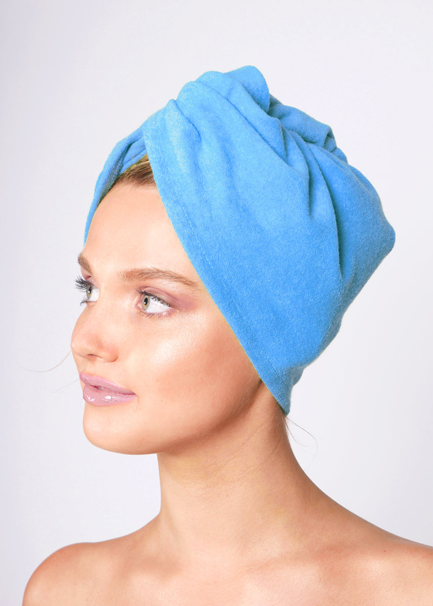 Bubblegum Blue HeadWrap