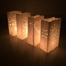 Paper Lantern Candle Bag Home Decor - modernbedspace
