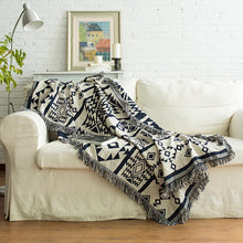 Multifunction Throw Blanket Sofa Cover - modernbedspace