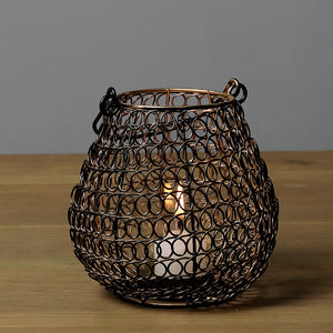 Creative Metal Candle Holder Candlelight - modernbedspace