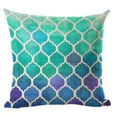 Moroccan Style Mosaic Series Cushion