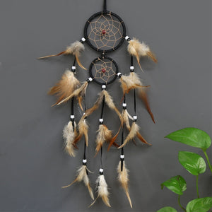 Vintage Home Decoration Feather Dream Catcher