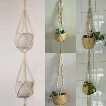 New Pot Holder Macrame Plant Hanger - modernbedspace