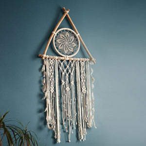 Nordic Tapestry Dreamcatcher Room Decoration - modernbedspace