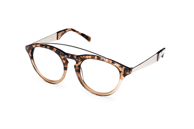 Amos Havana Fade - Optical - Glasses - EstablishedStore.com